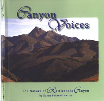 ​CANYON VOICES: The Voices of Rattlesnake Canyon by Karen Telleen-Lawton
